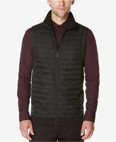 Perry Ellis Men's Big & Tall Puffer Quilted Vest