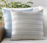 Pottery Barn Sunbrella Hansen Stripe Indoor/Outdoor Pillow