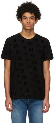Fendi Black Forever T-Shirt