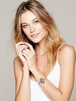 Free People Marly Moretti Cluster Shape Bracelet