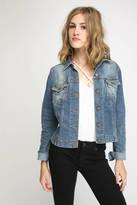 JET Original Â3⁄4 Sleeve Jean Jacket