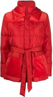 Aspesi Belted Puffer Jacket
