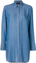 By Malene Birger oversized pinstripe shirt