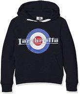 Lambretta Boy's Logo Hood Hoodie