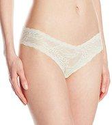 Cosabella Women's Trenta Low Rise Thong Panty