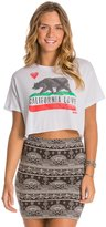 Billabong Bears Republic Crop Top 8131308