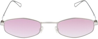 Mykita X Bernhard Willhelm Silver Sunglasses