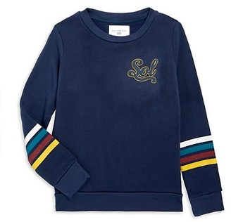 Sol Angeles Little Kid's & Kid's Varsity Sweatshirt
