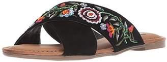 Not Rated Women's Ooh La Slide Sandal M US