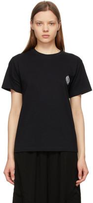 Y's Ys Black I-Dollar T-Shirt