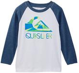 Quiksilver Ultra Raglan Tee (Toddler Boys)