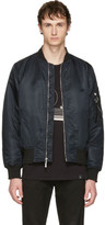 Rag & Bone Black Manston Jacket
