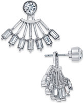 INC International Concepts Crystal Fan Earring Jackets, Only at Macy's