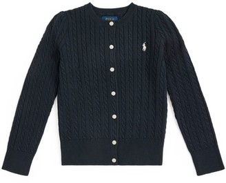 Ralph Lauren Kids Cable-Knit Cardigan (2-4 Years)