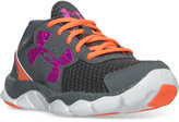 Under Armour Girls' Engage BL Running Sneakers from Finish Line