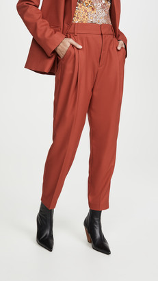 Anine Bing Becky Trousers