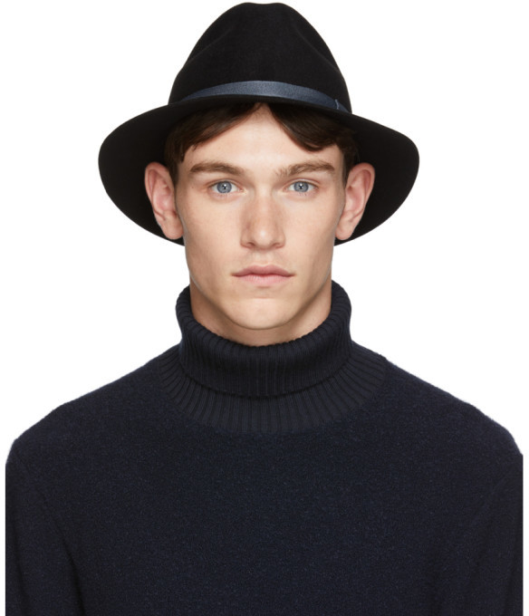 b5fe83f349 Black Felt Hat