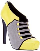Aperlaï Platform ankle boot