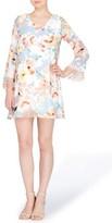 Catherine Malandrino Women's Babs Bell Sleeve Shift Dress