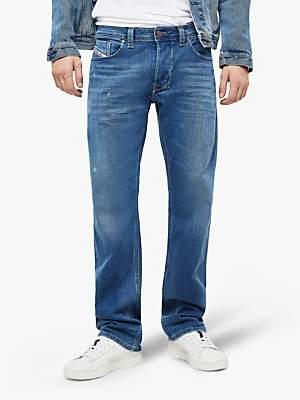 Diesel Larkee Distressed Denim Jeans, Blue 83AX
