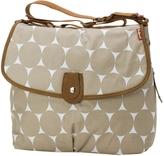 Babymel Satchel Jumbo Dot Diaper Bag
