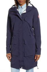 f96f7f3a065 Seaboard Packable Water Repellent Hooded Jacket