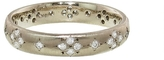 Adel Chefridi Diamond Rounded Memories Band - White Gold