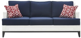 Tommy Hilfiger Hampton Patio Sofa with Cushions