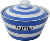 One Kings Lane Vintage English Cornishware Butter Dish