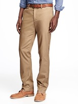 Old Navy Slim Non-Iron Built-In Flex Signature Khakis for Men