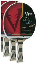 GLD Products Viper 7-7-10 Table Tennis Paddle Handle