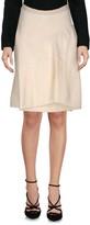 Rick Owens Knee length skirts - Item 13057791