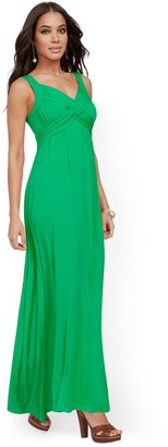 "New York & Co. ""Goddess"" Maxi Dress"