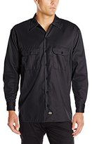 Dickies Men's Long Sleeve Flex Twill Work Shirt