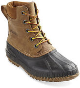 Sorel Cheyanne Duck Boots Casual Male XL Big & Tall