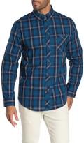 Ben Sherman Mod Plaid Relaxed Fit Shirt