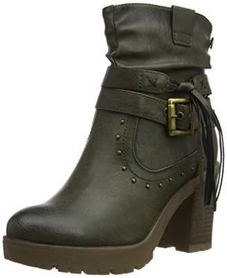 Refresh Women's 69216 Ankle Boots, Green Kaki