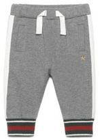 Gucci Baby's Web-Trimmed Jogging Pants