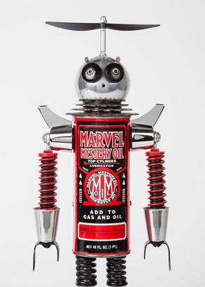 Paul Smith Marval Robot by Lipson Robotics