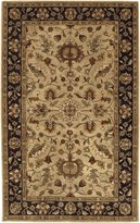 Surya Crowne Plush Pile Hand Tufted - Wool Rug 6' x 9'