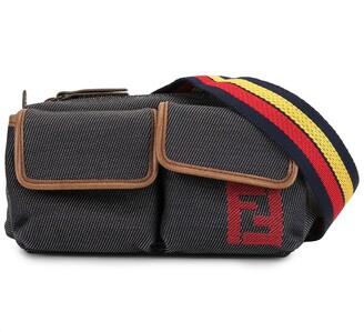 Fendi Pre-Owned FF logo belt bag