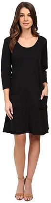 Fresh Produce Dalia Dress (Black) Women's Dress