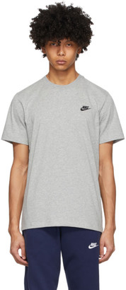 Nike Grey Club T-Shirt