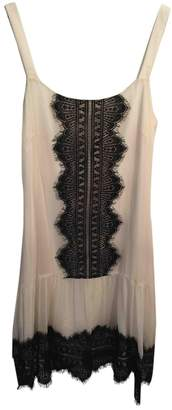 ALICE by Temperley White Silk Dress for Women