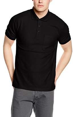 Fruit of the Loom Men's Pocket 65/35 Polo Shirt