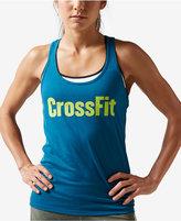 Reebok CrossFit Logo Racerback Tank Top