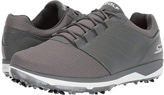Skechers GO GOLF Pro 4 Honors (Charcoal) Men's Shoes