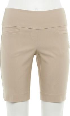 Apt. 9 Petite Millennium Bermuda Shorts