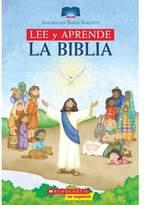 """Scholastic Lee y Aprende: La Biblia"""" (Spanish)"""