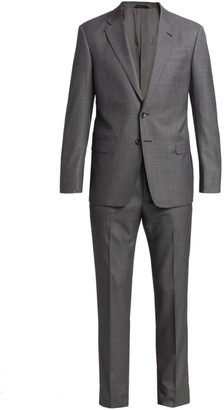 Giorgio Armani Virgin Wool Suit